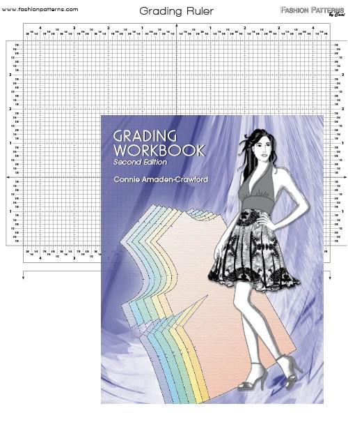 Grading Workbook & Ruler Combo