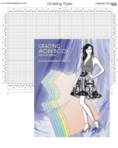 Grading Workbook & Ruler Combo