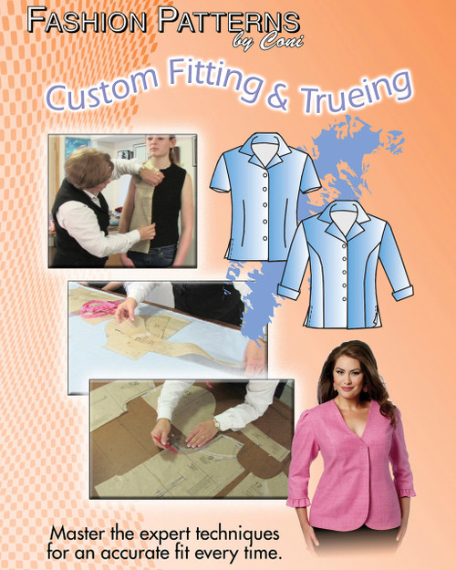 Custom Fitting and Truing DVD