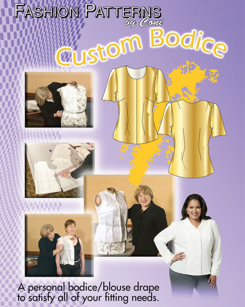 Custom Bodice DVD