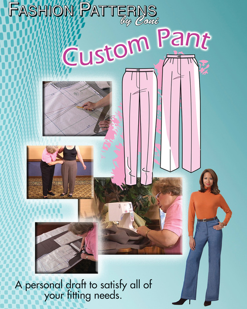Custom Pant DVD