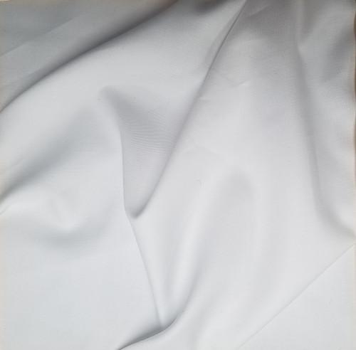 Solid: Premium White Shirting,  $9 per half yard