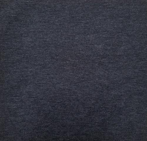 Knit Ponte: Princeton Gray, Italian Ponte, $12.50 per half yard