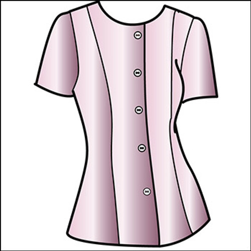 0 Bodice Fit Kit #1: Pattern CS1301, 2 yards premium muslin, 3 yards dotted pattern paper. $31. (retail value $39.)