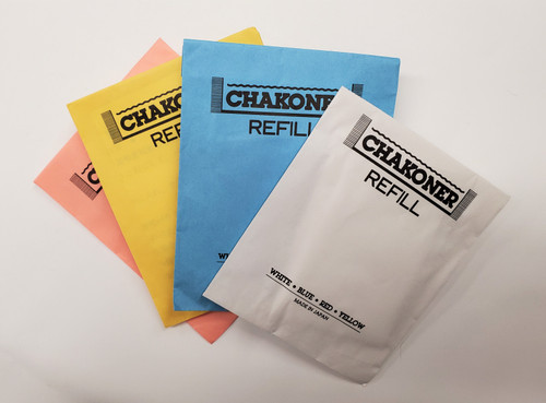 RF: Chakoner Refills - 4 colors to choose from