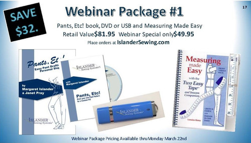 Webinar Package #1 - Retail Value - $81.95 for only $49.95 - Save $32