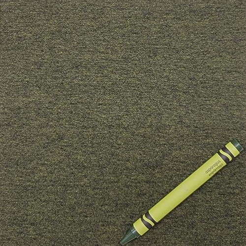 Knit H: Asparagus, Heather Jersey, 92% Rayon 8% Spandex, $9.50 per half yard. Made in the USA!