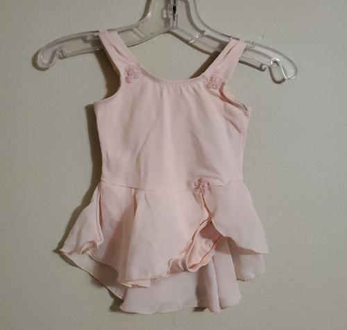 Toddler Light Pink Dress
