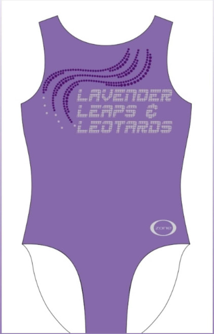 3L Gymnastics Leotard