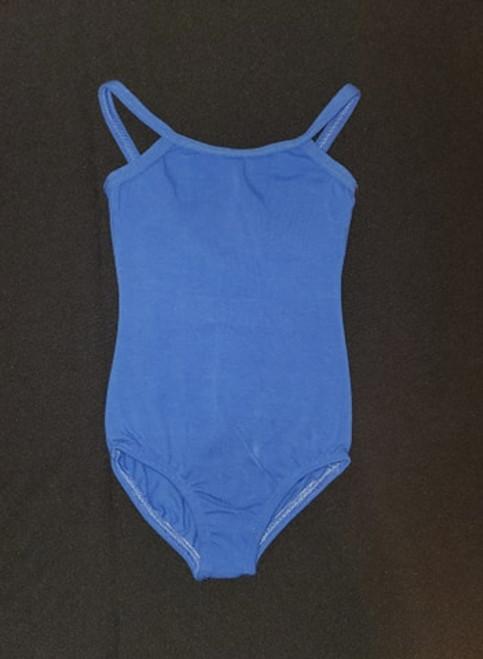 Royal Blue Camisole Leotard