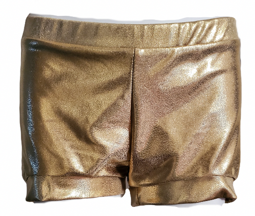 Adult Medium Metallic Gold Spanx
