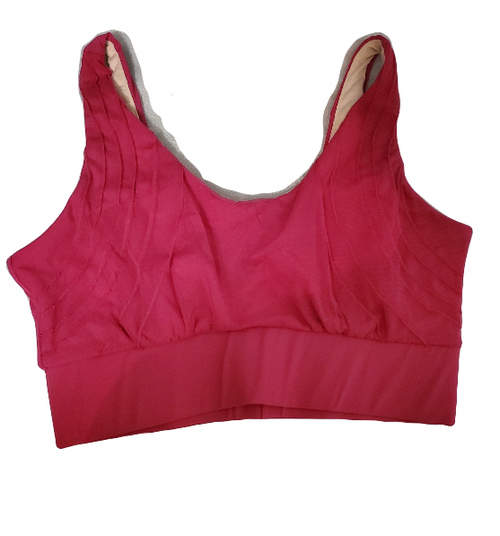Adult Large Magenta Sports Bra
