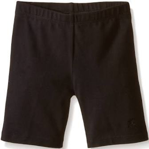 Black Bike Shorts
