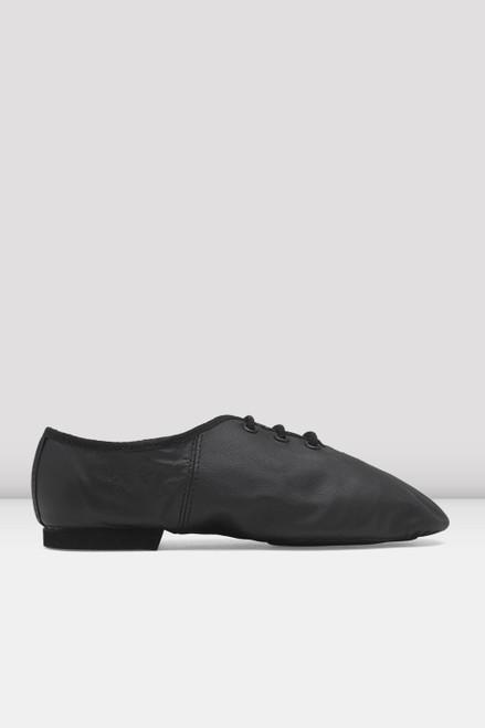 Black Jazz Shoe With Tie