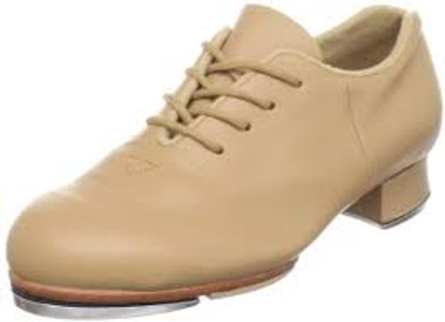 Children's Tap Flex Tan Tap Shoe