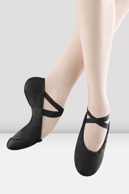 Men's Black Bloch Ballet Shoe