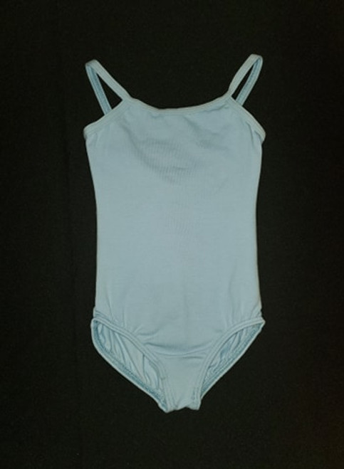 Lt. Blue Camisole Leotard