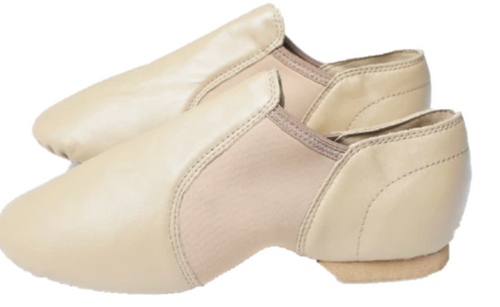 Tenacious Tan Jazz Shoes