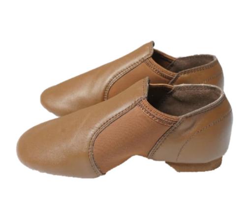 Brazen Brown Jazz Shoes