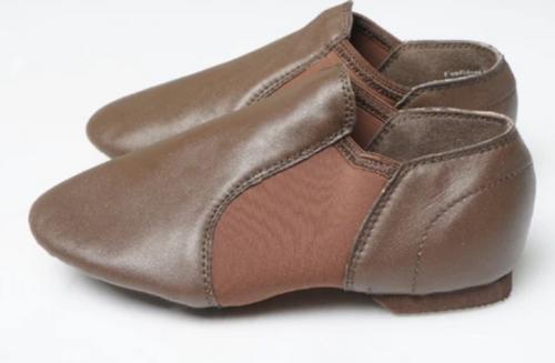Confident Cocoa Jazz Shoes