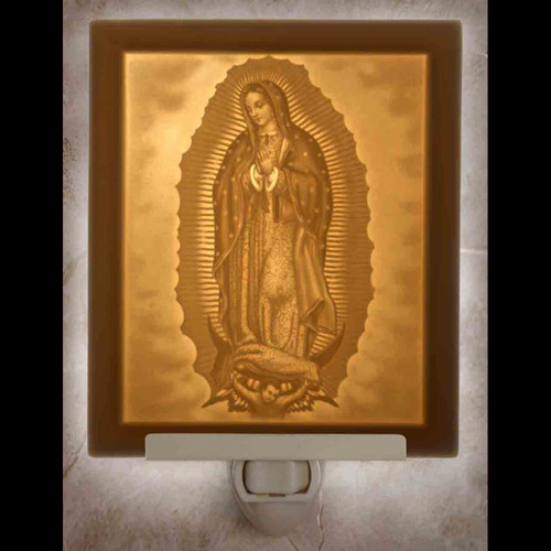 OUR LADY OF GUADALUPE-N236