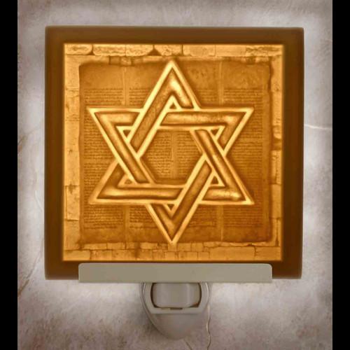 STAR OF DAVID-N240