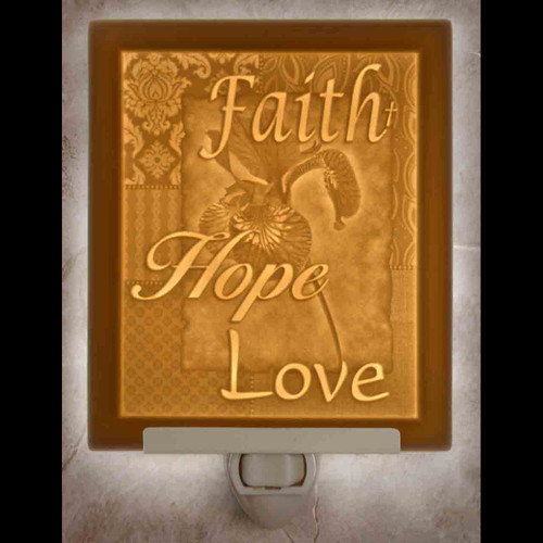 FAITH HOPE LOVE-N247