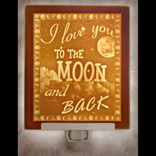 LOVE YOU TO THE MOON-N285