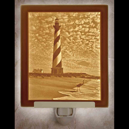HATTERAS LIGHT HOUSE-N288
