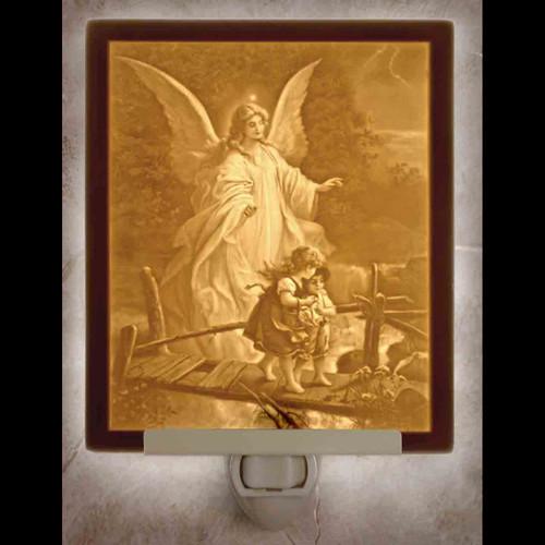 ANGEL AT BRIDGE-N39