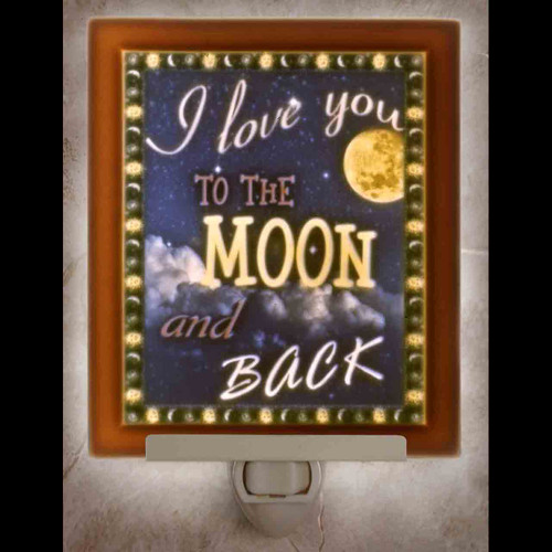 LOVE YOU TO THE MOON-NC285