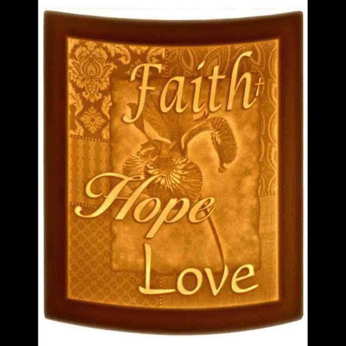 FAITH HOPE LOVE-UR247