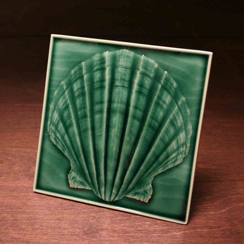 SCALLOP GREEN