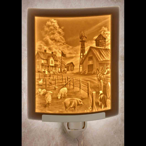 FARM LIFE NIGHT LIGHT