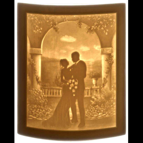 I DO REPLACEMENT CURVED LITHOPHANE PANEL