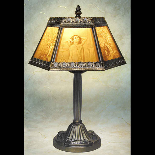 Childrens' Scenes Lithophane Lamp