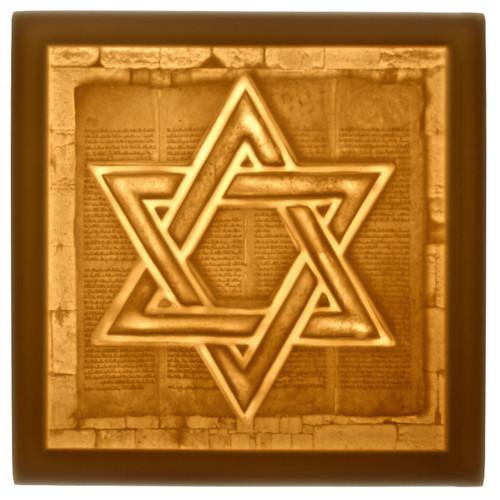 STAR OF DAVID-U240