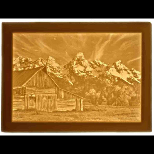 GOD'S COUNTRY-U254