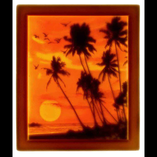 TROPICAL SUNSET-UC263