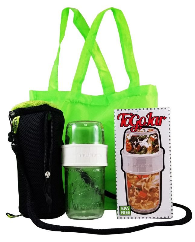 ToGoJar - Travel Set