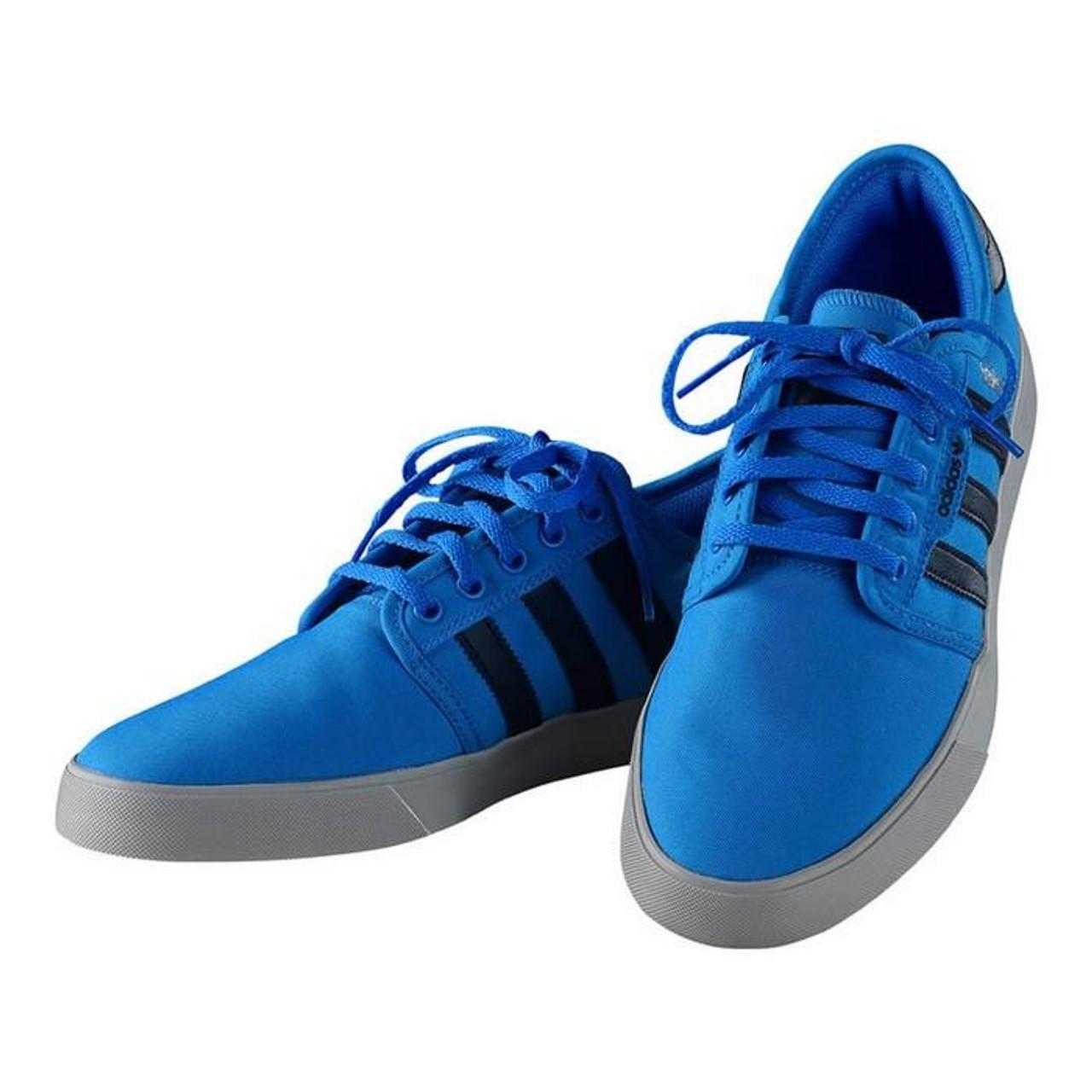 Troy Lee Designs TLD Adidas Seeley Team Shoes Cyan