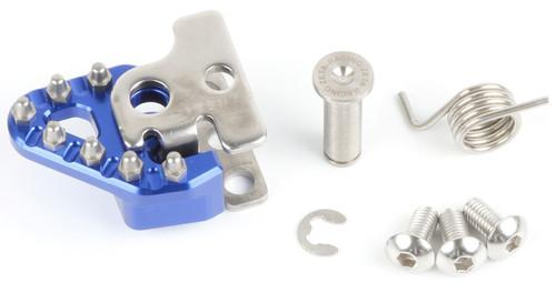 ZETA Trigger Brake Pedal Replacement Chip Set blue Blue