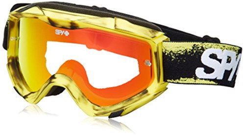 Spy Klutch Goggle Masked Yellow