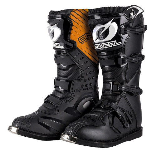 ONeal Rider MX Boots Black