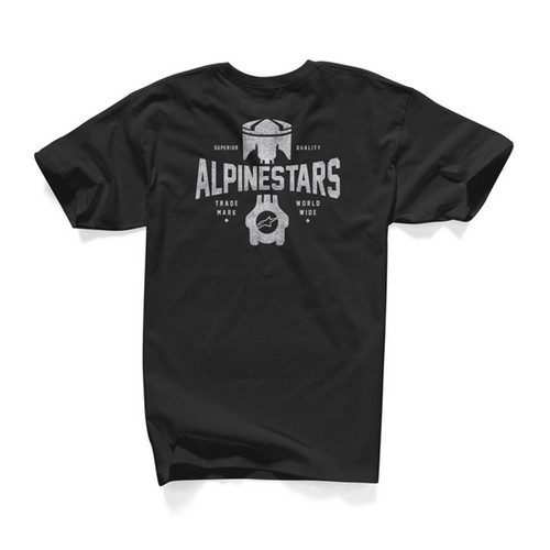 ALPINESTARS ANDRES T SHIRT BLACK