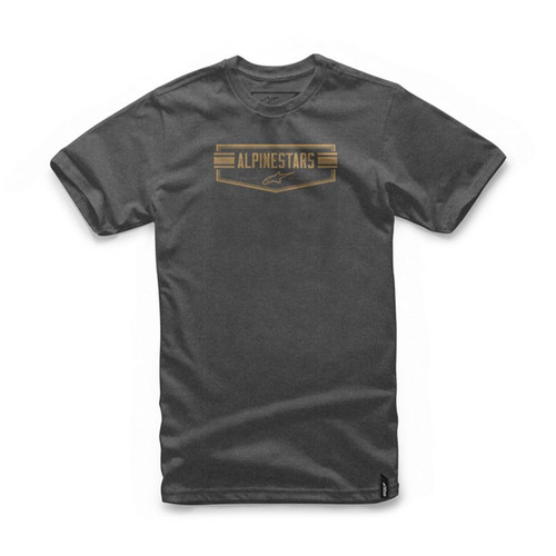 Alpinestars Emblematic T-Shirt Charcoal