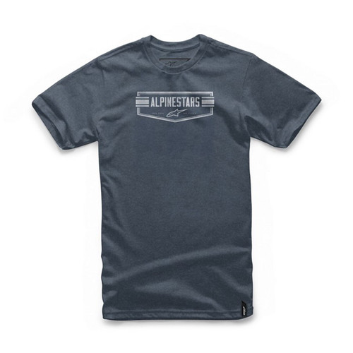 Alpinestars  Emblematic T-Shirt Navy Heather