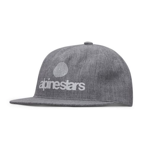 ALPINESTARS HAT ONE VISION GREY/HEATHER OS