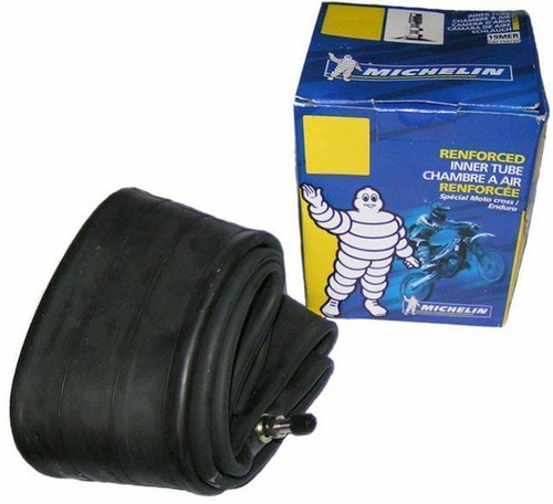 MICHELIN Reinforced Inner Tube 18 MFR 130/80-18, 100/100-18, 110/100-18