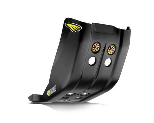 Cycra Full Armor Skid Plate KTM 2016-17 450 SX-F/XC-F & Husqvarna 2016-17 FC/FE/FX 450 Black